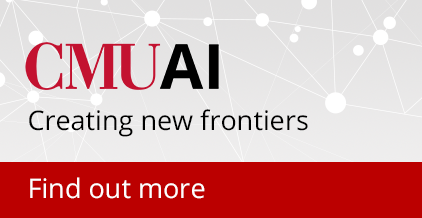 CMU AI, Creating new frontiers
