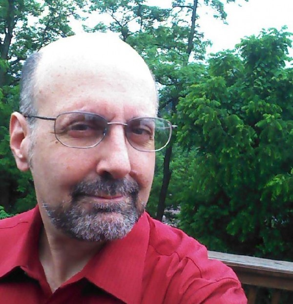 A portrait of Dave Touretzky