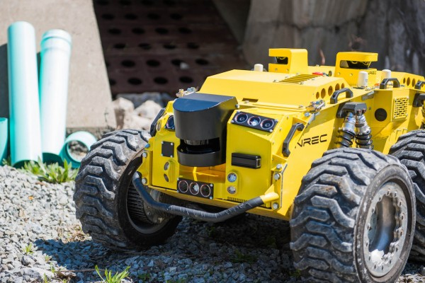 National Robotics Engineering Center Selected For Research Projects