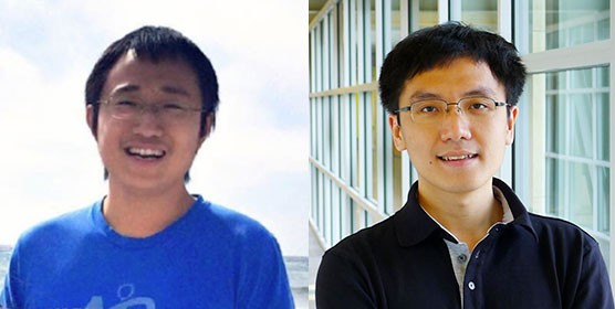 Xiaolong Wang and Adams Wei Yu